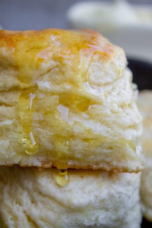 How to Make Ultra Flaky Buttermilk Biscuits from The Food Charlatan