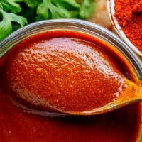 Killer Red Enchilada Sauce That's Done in 10 Minutes
