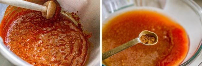 Killer Red Enchilada Sauce That's Done in 10 Minutes from The Food Charlatan