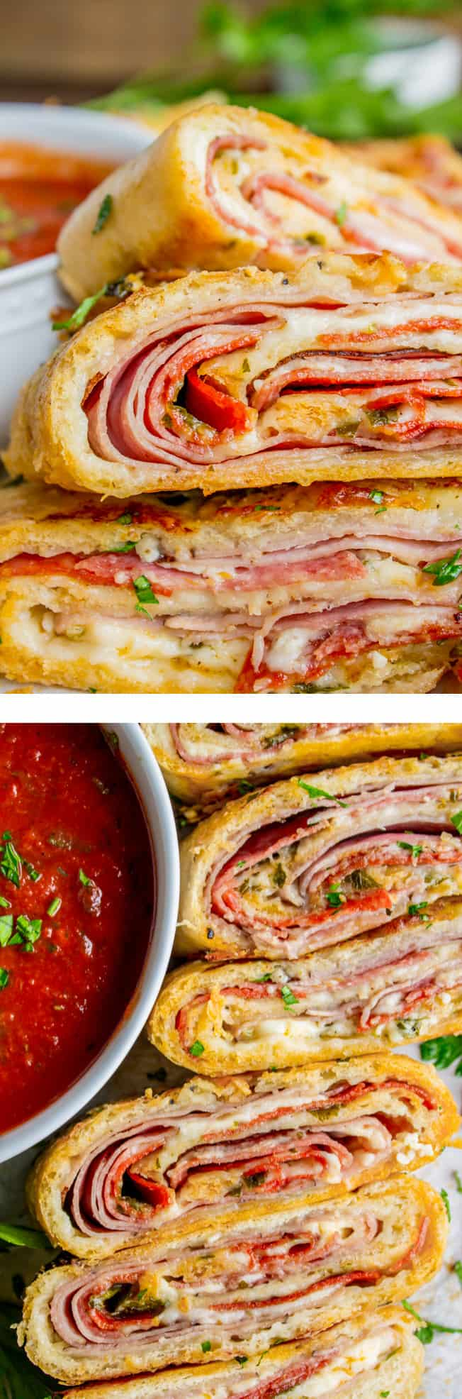 A Perfect Quick Dinner That Kids Love Or Appetizer For Football Watching Its Simple To Learn How Make Stromboli