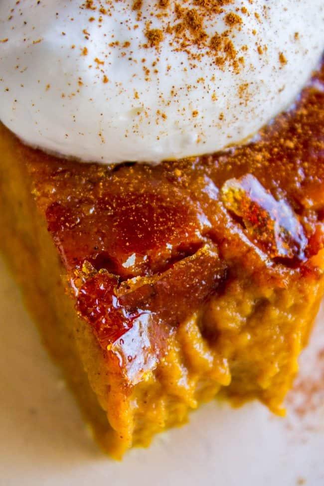 Creme Brulee Pumpkin Pie The Food Charlatan