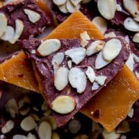 The Best Homemade English Toffee