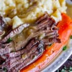 pot roast crock pot