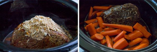 Pot roast recipes with onion soup mix