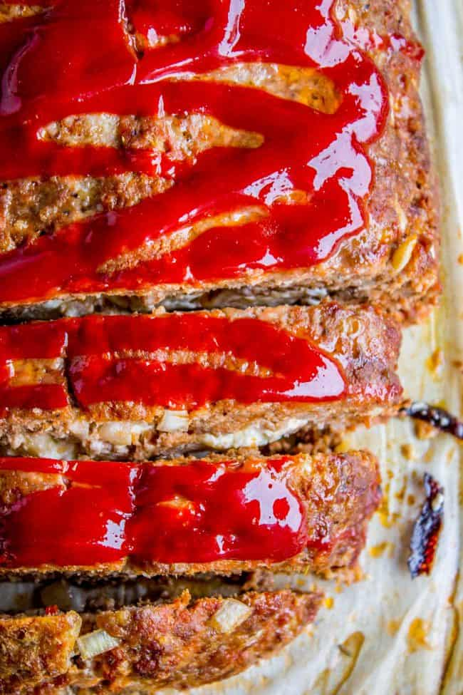 Stuffed Meatloaf Recipe