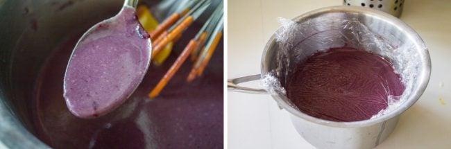 how to make black raspberry ice cream recipe
