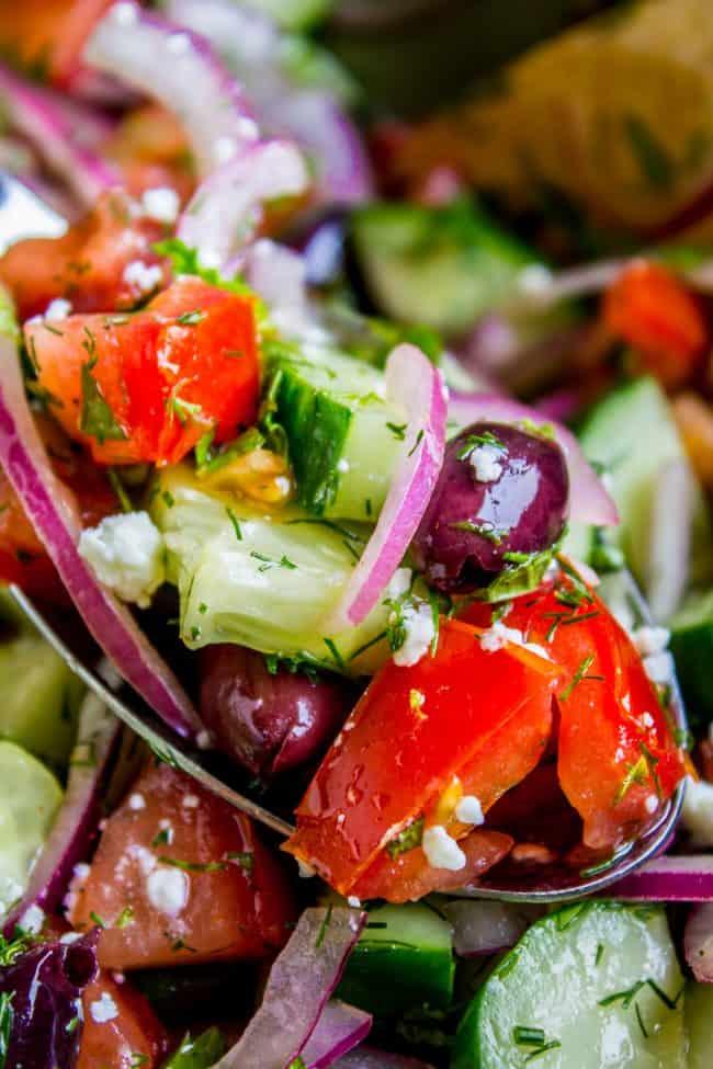 Greek salad dressing recipe