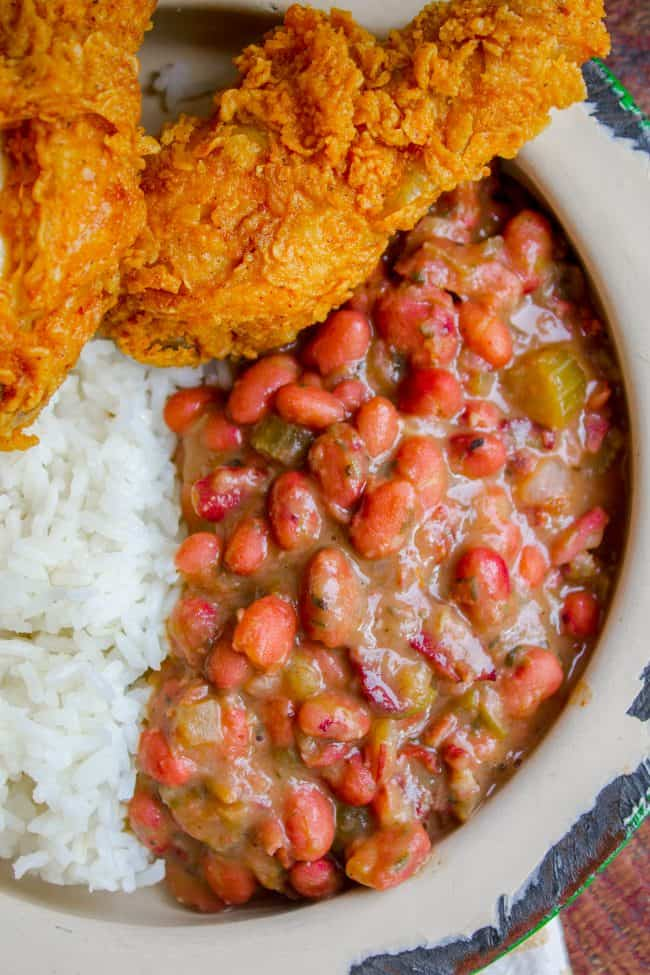 Red Beans And Rice Better Than Popeyes The Food Charlatan