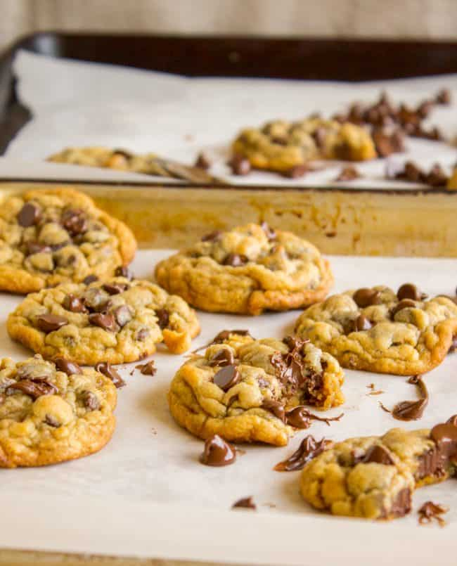 chocolate chip cookies quick