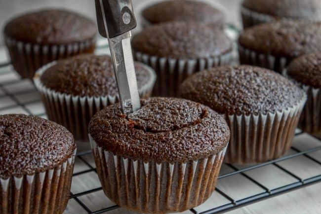 how to make homemade hostess cupcakes