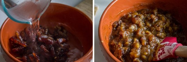 how to soak dates to soften