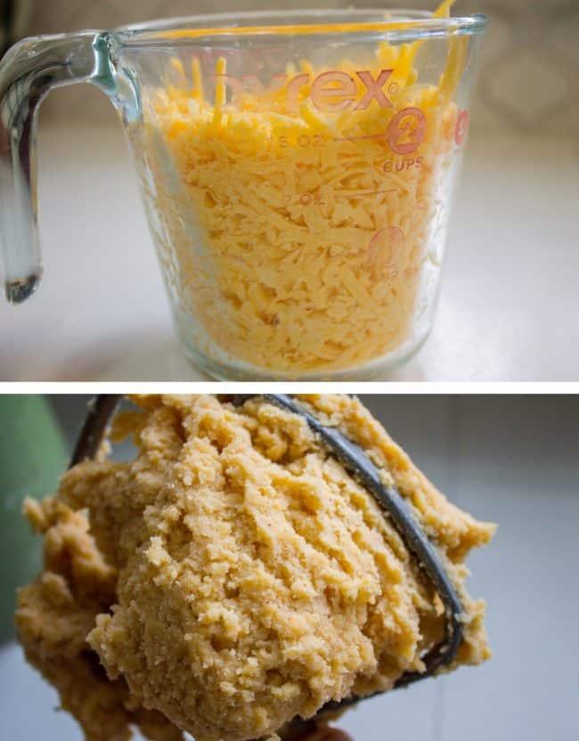 cheese crackers recipe