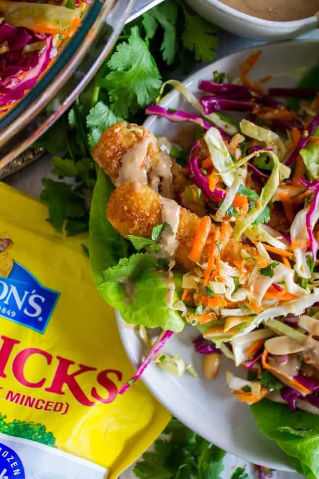 fish stick recipe ideas