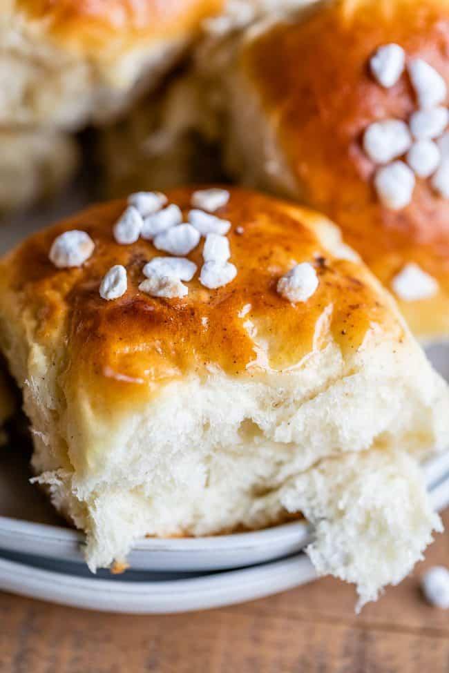 Swedish cardamom rolls