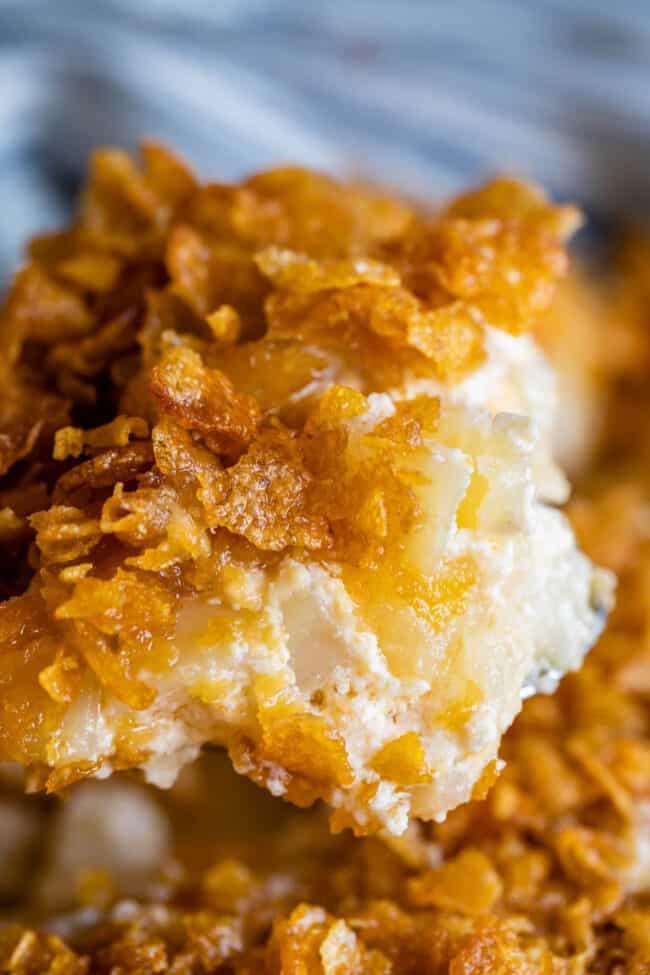 Funeral Potatoes (Cheesy Potato Casserole)
