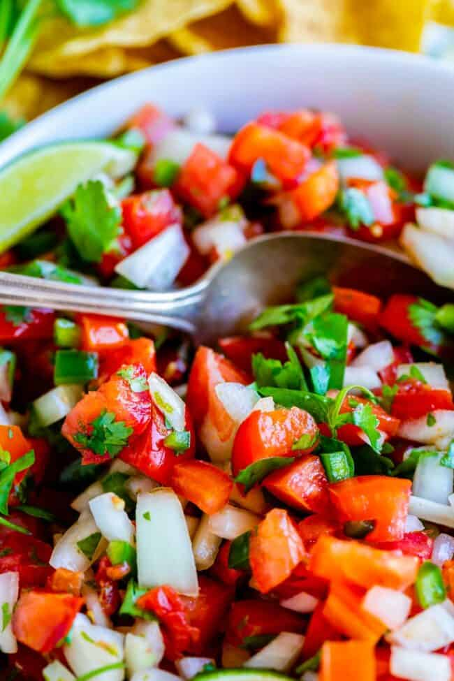 what is pico de gallo