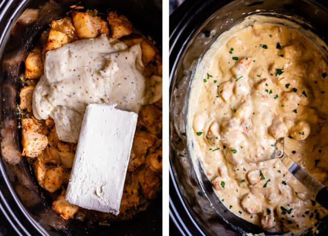 how to make chicken stroganoff