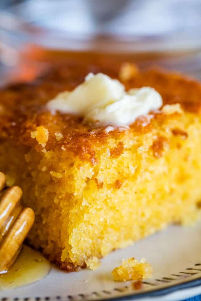moist cornbread
