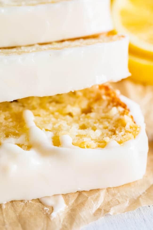 lemon quick bread