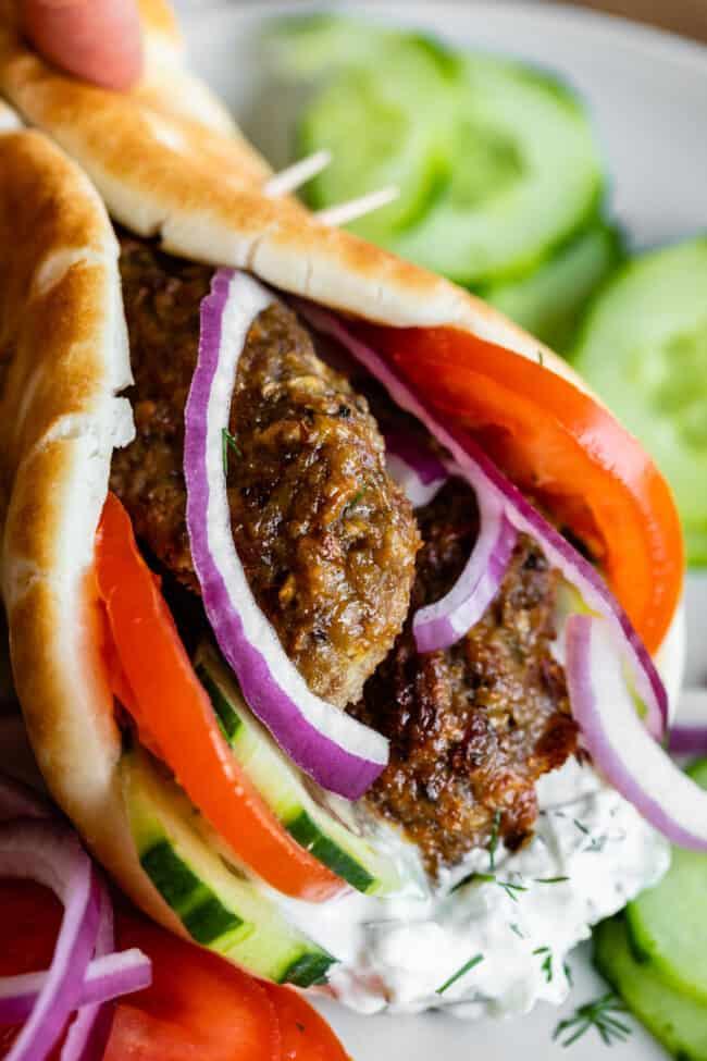 beef gyro recipe