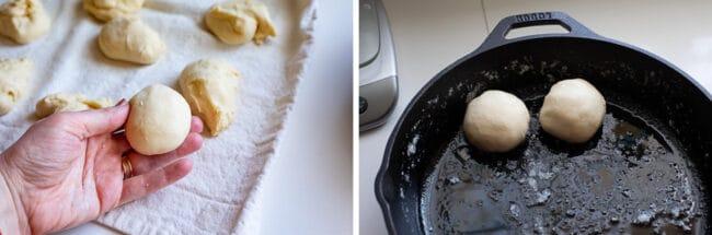 how to make fluffy dinner rolls