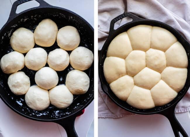 how to make easy dinner rolls