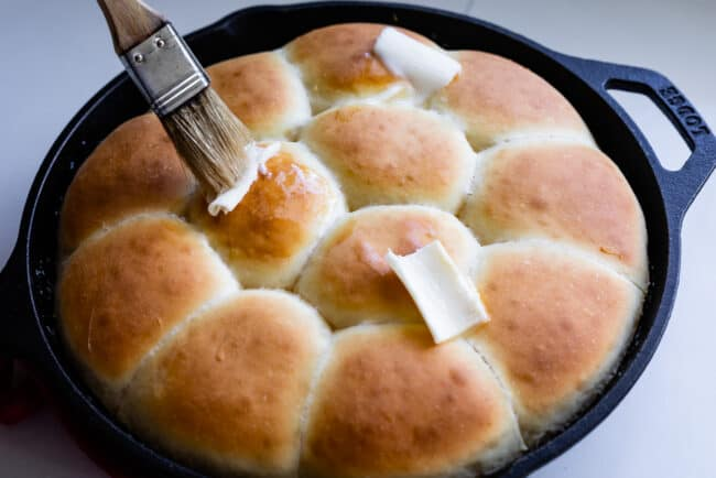 how to make one hour dinner rolls