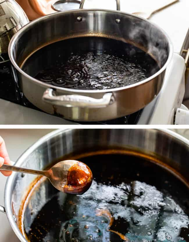 how to make balsamic reduction