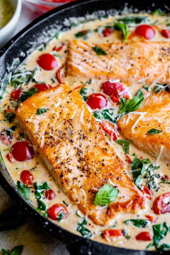 tuscan salmon