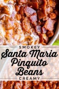 pinquito beans recipe