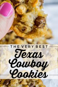 best ever cowboy cookies