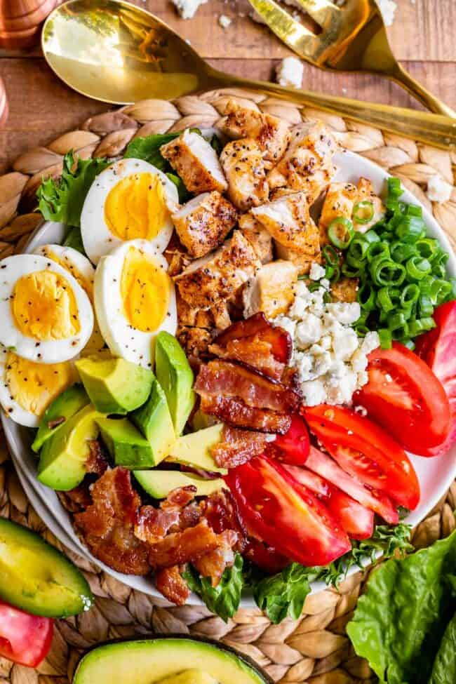 what's in a Cobb Salad