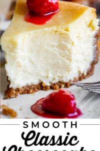 easy cheesecake recipe with raspberries on top